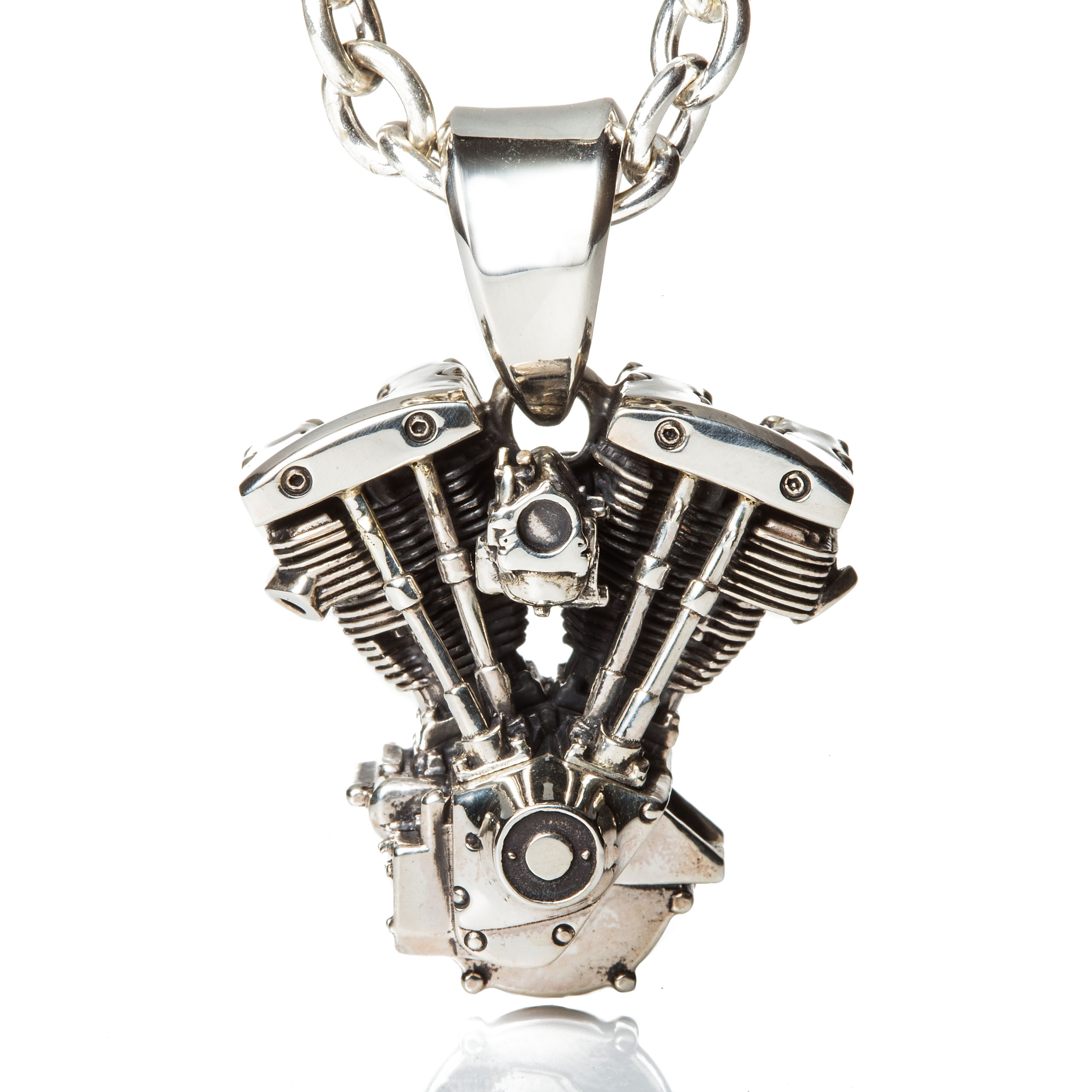 SHOVEL PENDANT TOP