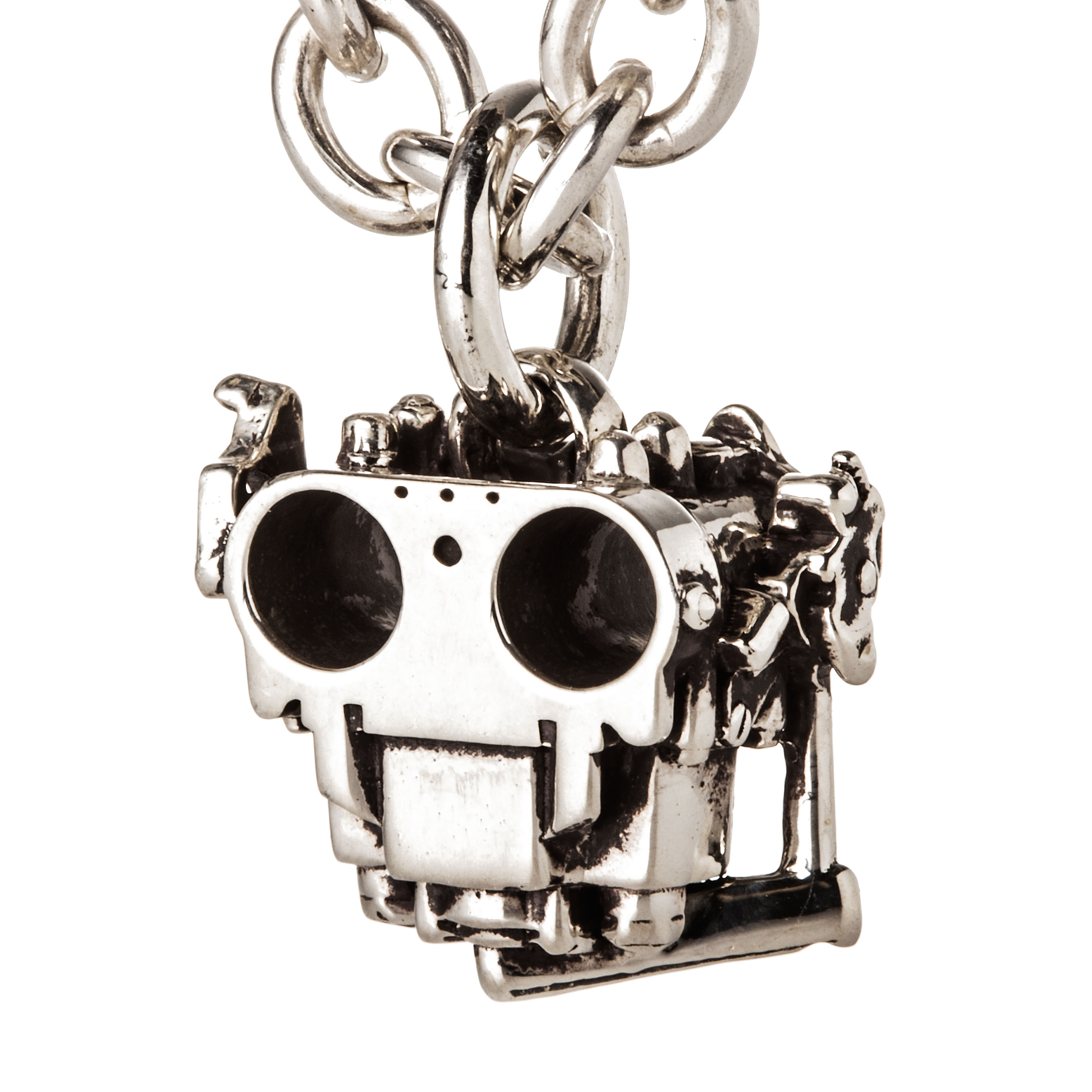 TWOTHROAT CARBURETOR PENDANT