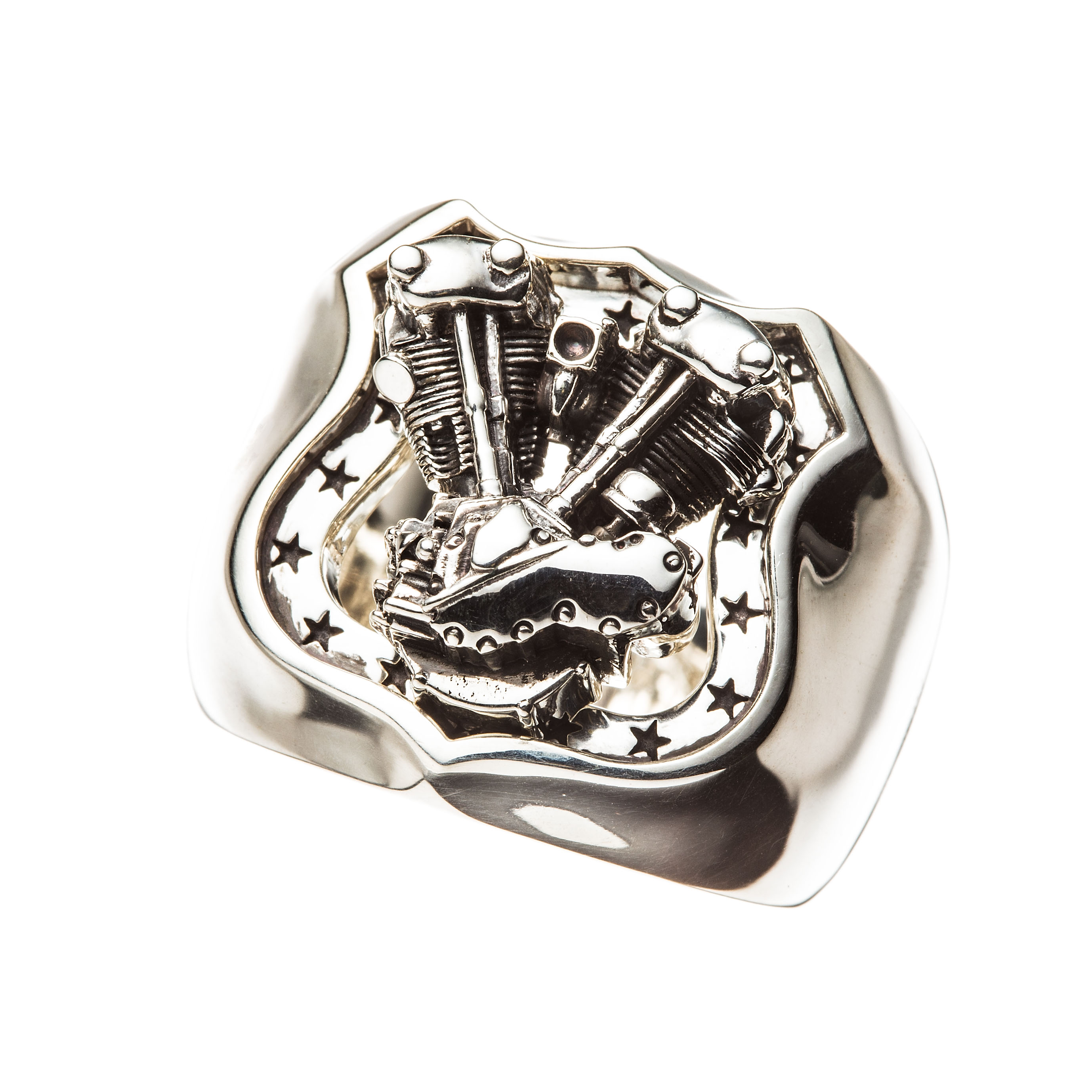 KNUCKLE ENGINE RING