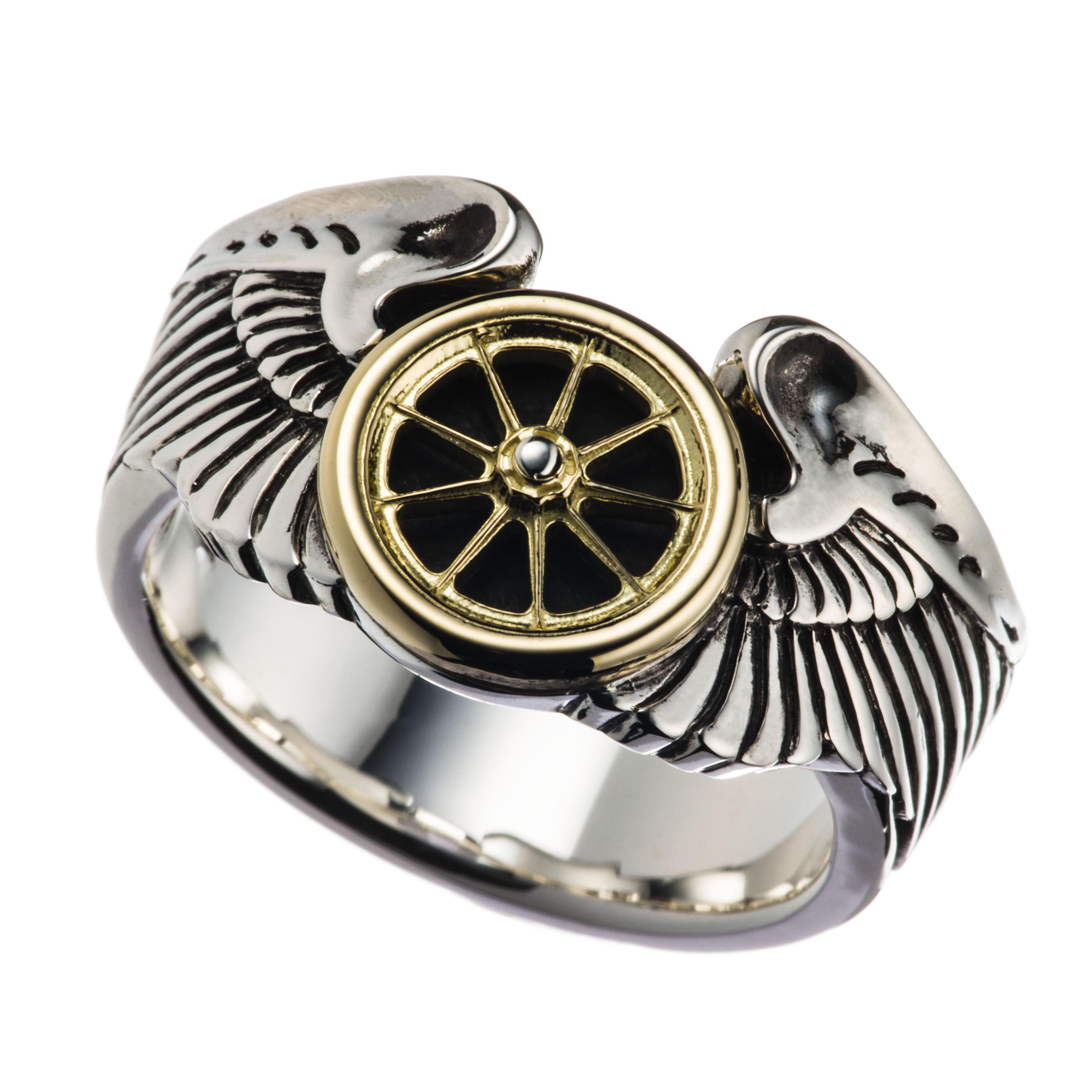 Pilot wing ring